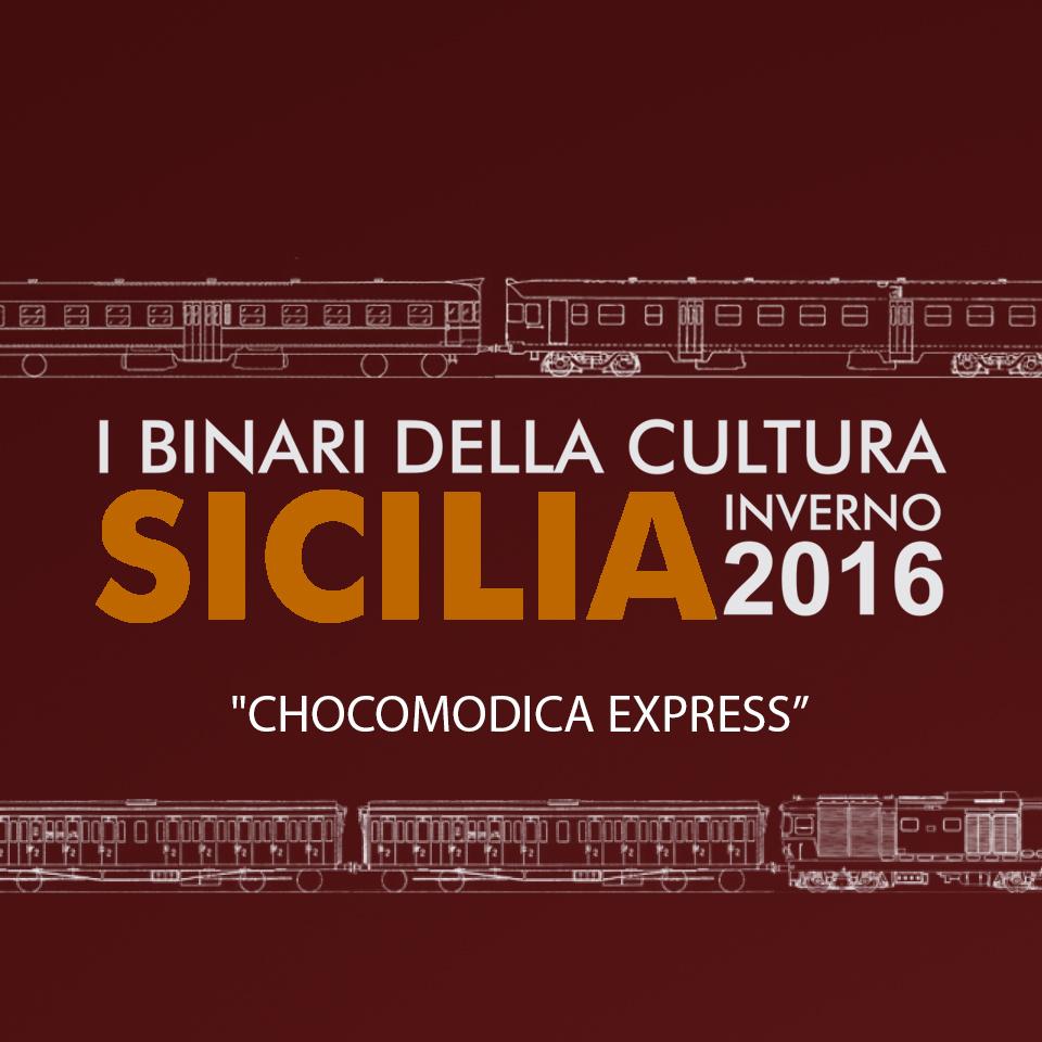 Treno Barocco | Chocomodica 2016