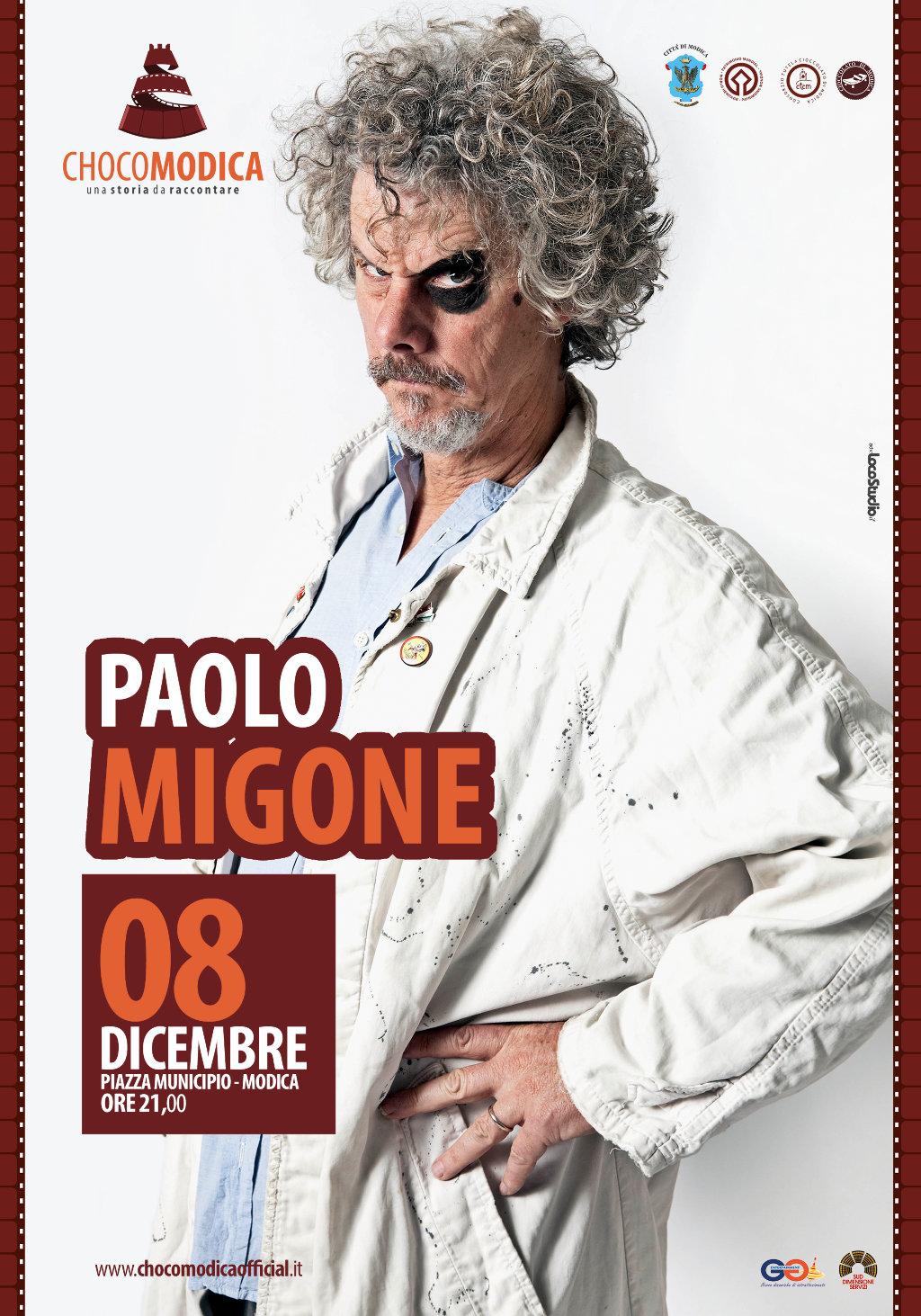 Paolo Migone | Chocomodica 2016