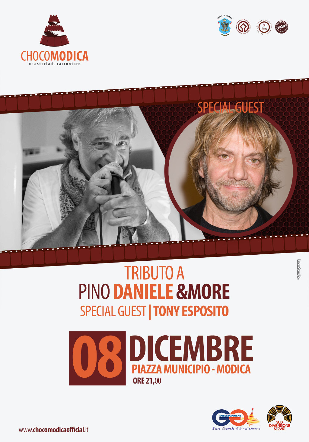 Pino Daniele & More | Chocomodica 2016