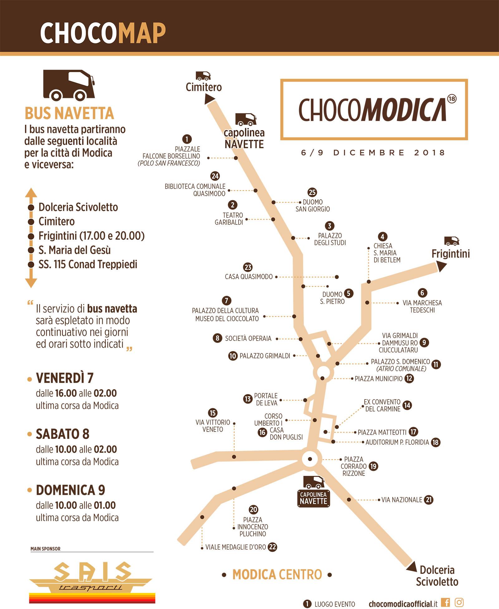Chocomappa 2018