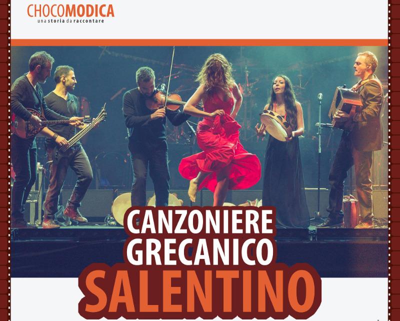 Canzoniere Greganico Salentino | Chocomodica 2016