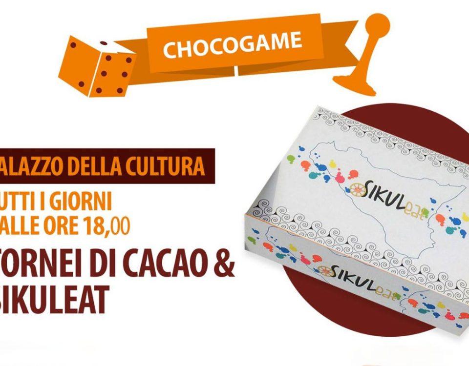 ChocoGame | Chocomodica 2016